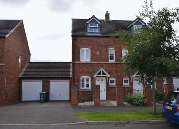 Thumbnail 3 bed property to rent in Crown Street, Smethwick