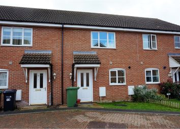 Thumbnail 2 bedroom terraced house for sale in Franklin Way, Watlington, King's Lynn