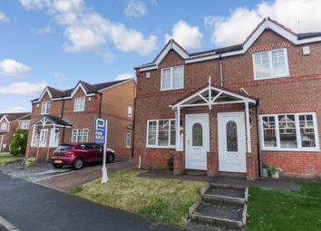 2 bed semi-detached house for sale in Knaresborough Close, Bedlington NE22