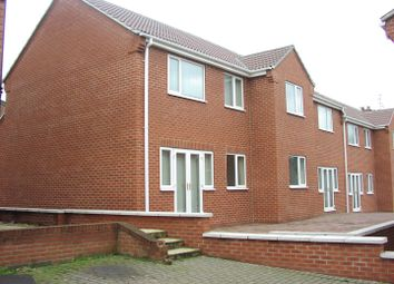 Thumbnail 2 bedroom flat to rent in Brewery Hill, Grantham