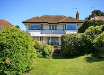 Thumbnail 3 bed detached house for sale in Vale Heights, Vale Road, Parkstone, Poole
