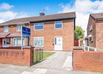 Thumbnail 4 bed semi-detached house for sale in Ampulla Road, Liverpool