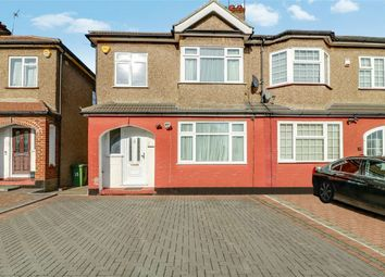 Thumbnail 3 bedroom end terrace house to rent in Tregenna Avenue, Harrow