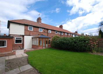 Thumbnail 3 bedroom semi-detached house for sale in Hollywood Avenue, Gosforth, Newcastle Upon Tyne