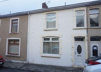 Thumbnail 2 bed terraced house for sale in Neuaddwen Street, Aberbargoed, Bargoed, Caerphilly