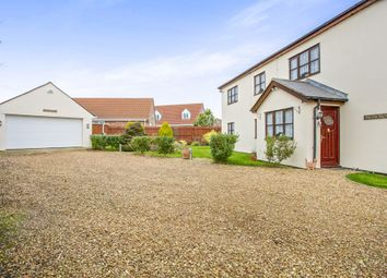 Thumbnail 4 bedroom detached house for sale in Primrose Hill, Doddington, March