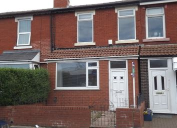Thumbnail 3 bedroom terraced house to rent in Talbot Road, Blackpool