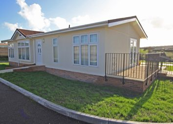 Thumbnail 2 bed mobile/park home for sale in New Park Home, Swanage