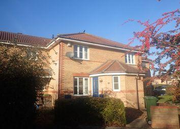 Thumbnail 2 bed terraced house to rent in Monkston, Milton Keynes