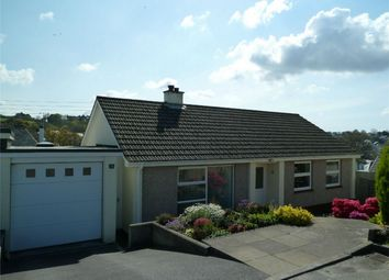 Thumbnail 3 bed detached bungalow for sale in Uplands Vean, Truro, Cornwall