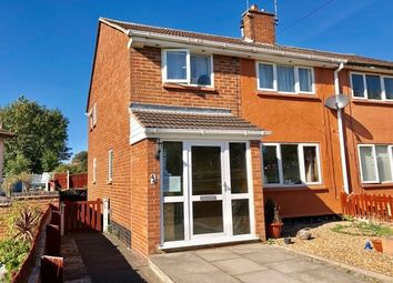 Thumbnail 3 bed semi-detached house to rent in Ivychurch Crescent, Leicester