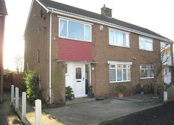 Thumbnail 3 bed semi-detached house for sale in Milton Road, Dinnington, Sheffield