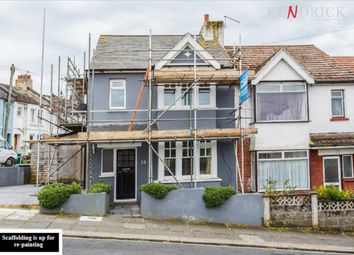 Thumbnail 3 bed end terrace house for sale in Hartington Road, Brighton