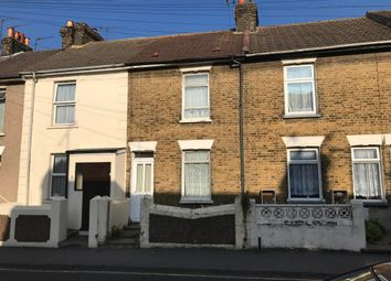 Thumbnail 2 bed terraced house for sale in 92 Victoria Street, Gillingham, Kent