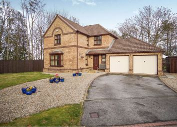 Thumbnail 4 bed detached house for sale in Birch Close, Catterick Garrison