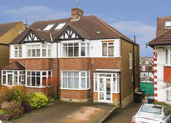 Thumbnail 3 bed semi-detached house for sale in Holly Hill, London