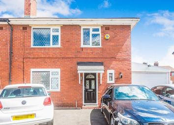 Thumbnail 4 bedroom semi-detached house for sale in Derwent Drive, Redvales, Bury, Greater Manchester