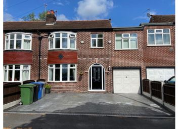 Thumbnail 4 bed semi-detached house for sale in Loretto Road, Manchester