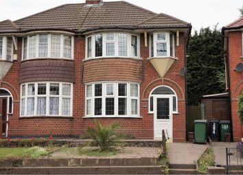 Thumbnail 3 bedroom semi-detached house for sale in West Bromwich Street, Oldbury