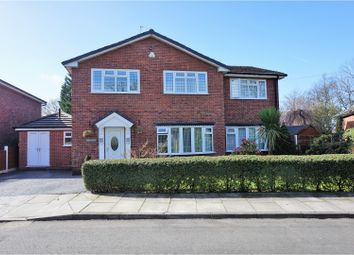 Thumbnail 5 bedroom detached house for sale in Glenart, Manchester