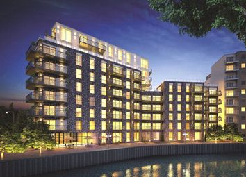 Thumbnail 1 bed property to rent in Leven Wharf, London