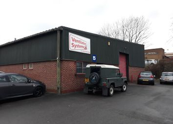 Thumbnail Light industrial to let in Unit 5, Palm Court, Basford, Nottingham, Nottinghamshire