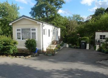 Thumbnail 1 bed mobile/park home for sale in The Peaks, Tunstead Milton, High Peak