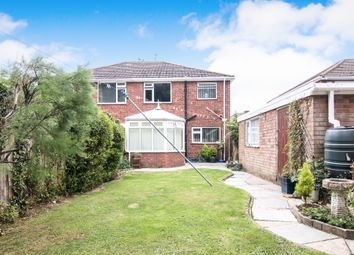 Thumbnail 3 bed semi-detached house for sale in Eddisbury Road, Whitby, Ellesmere Port