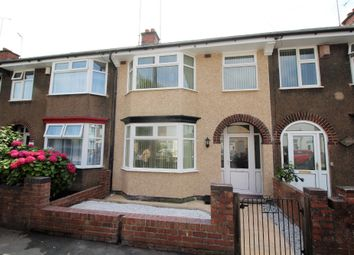 Thumbnail 3 bed terraced house for sale in Terry Road, Stoke, Coventry