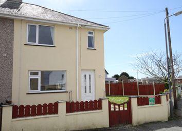 Thumbnail 3 bed semi-detached house for sale in Faenol Avenue, Tywyn, Gwynedd