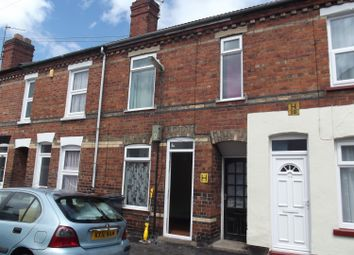 Thumbnail 3 bed terraced house for sale in Thesiger Street, Lincoln, Lincolnshire
