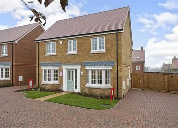 Thumbnail 4 bed detached house for sale in Otterham Quay Lane, Rainham, Kent
