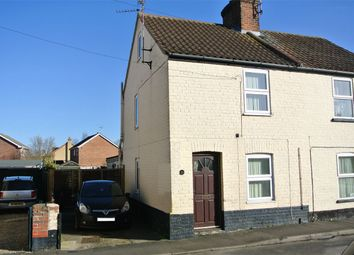 Thumbnail 2 bed semi-detached house for sale in Willoughby Road, Bourne, Lincolnshire