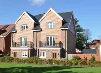 Thumbnail 4 bed semi-detached house for sale in Mulberry Way, Ashtead