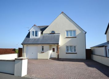 Thumbnail 4 bed detached house for sale in Conway Drive, Steynton, Milford Haven