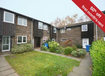 Thumbnail 3 bed terraced house to rent in Greenham Wood, Birch Hill, Bracknell