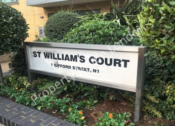 Thumbnail 2 bedroom flat for sale in St Williams Court, Kings Cross, London