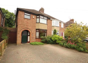 Thumbnail 3 bed semi-detached house for sale in Lichfield Road, Cambridge