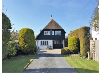 Thumbnail 3 bed detached house for sale in Old Point, Middleton-On-Sea