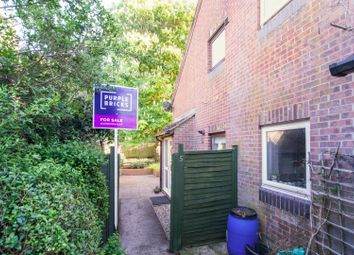 Thumbnail 1 bed semi-detached house for sale in Robertson Close, Newbury