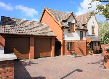Thumbnail 4 bedroom detached house for sale in Bradwell Common, Milton Keynes