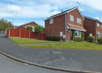 Thumbnail 2 bed detached house for sale in Zodiac Drive, Packmoor, Stoke-On-Trent