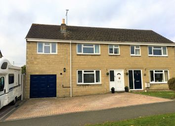 Thumbnail 4 bed semi-detached house for sale in Conygar Road, Tetbury
