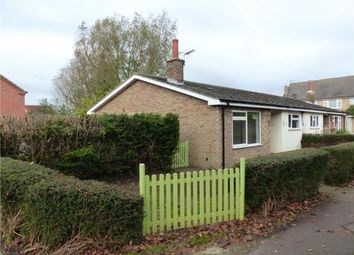 Thumbnail 2 bed semi-detached bungalow to rent in Radwell Road, Milton Ernest, Bedford