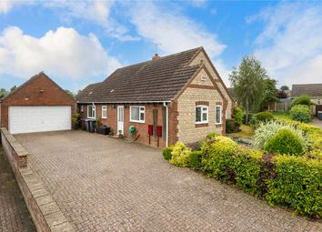 Thumbnail 3 bed detached bungalow for sale in Henson Drive, Navenby, Lincoln