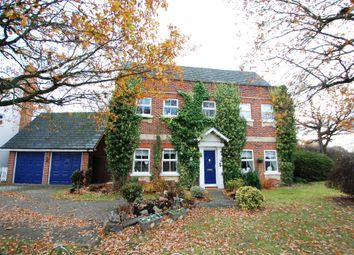 Thumbnail 4 bed detached house for sale in Oak Road, Tiptree, Colchester