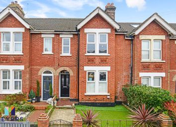3 bed terraced house for sale in Kingston Road, Heckford Park, Poole BH15