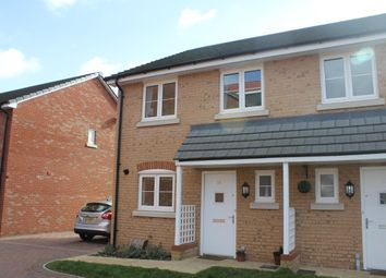 Thumbnail 3 bedroom semi-detached house to rent in Parsonage Close, Christchurch