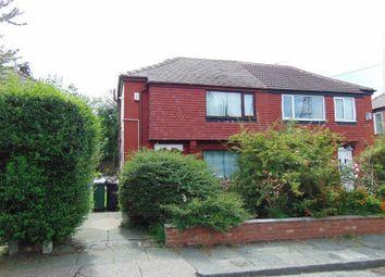 Thumbnail 2 bed semi-detached house for sale in Chestnut Avenue, Droylsden, Manchester