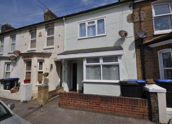 Thumbnail 2 bed terraced house to rent in Grosvenor Road, Ramsgate